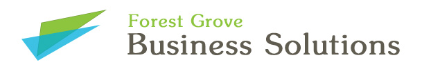 Forest Grove Business Solutions Logo